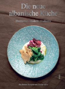 Buchcover 'Die neue albanische Küche'